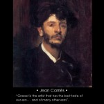 Jean Carris Quote About Eugene Grasset