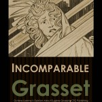 Eugene Grasset Poster Incomparable