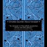 Charles Saunier Quote About Eugene Grasset