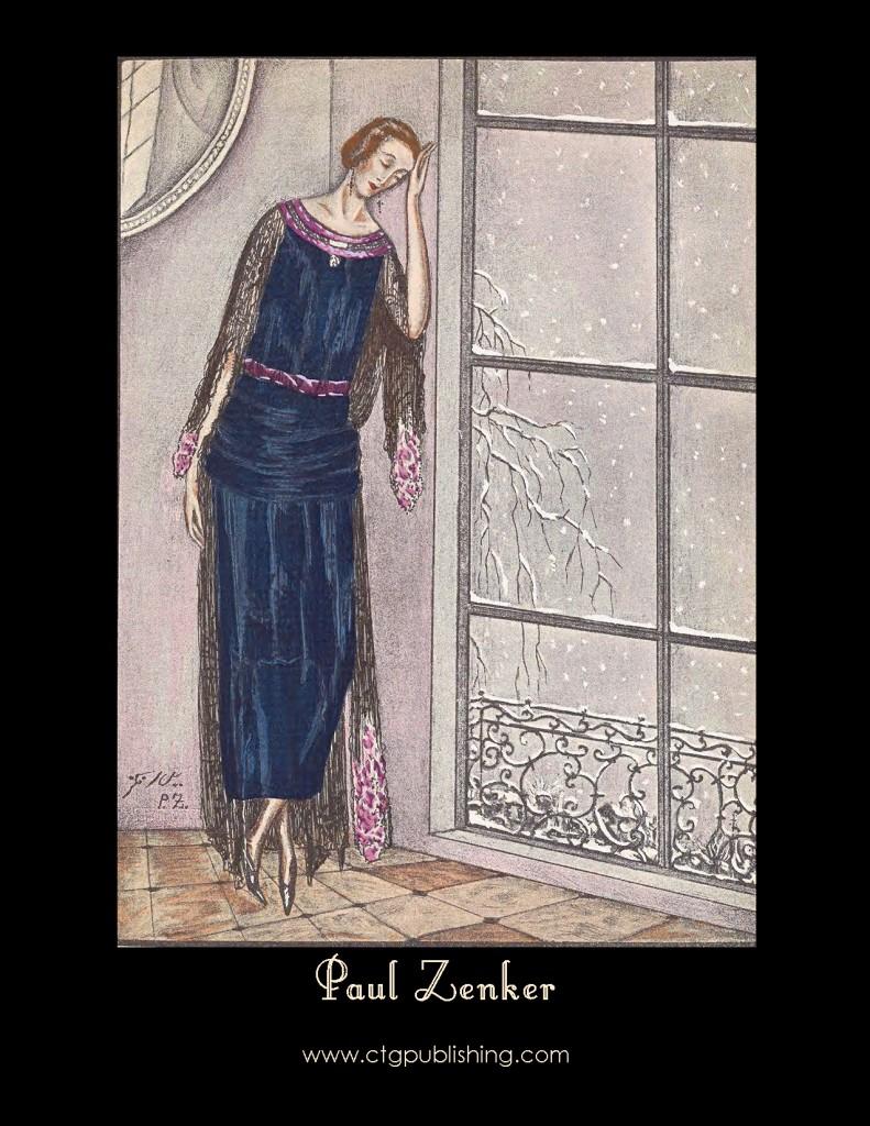 Paul Zenker - Winter Comes