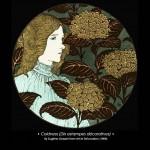 Eugene Grasset Les Dix Estampes -- Coldness