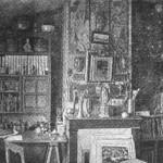 Eugene Grasset's Studio -- Arago Boulevard