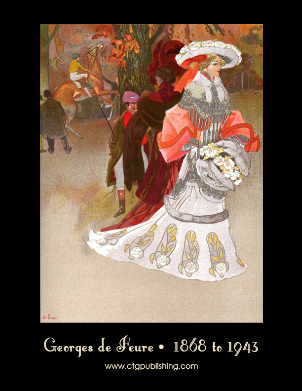 The Cats and Women of Art Nouveau Artists