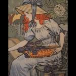 Eugene Grasset La Belle Jardiniere 1896