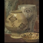 Eugene Grasset Pottery Designs