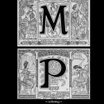 Eugene Grasset Lettering Designs