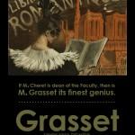 Grasset vs Cheret