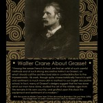 Walter Crane Quote About Eugene Grasset
