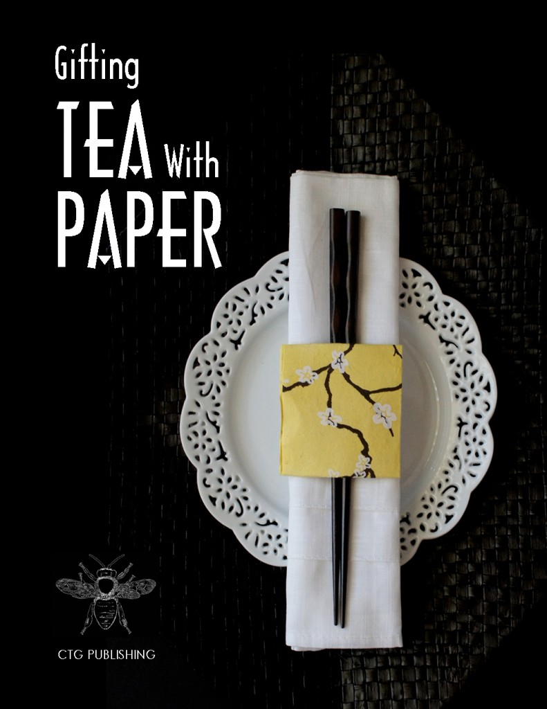 Gifting Tea with Paper Cover