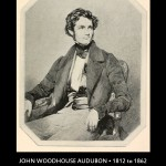 John Woodhouse Aububon Portrait 1838