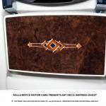 Rolls-Royce Art Deco Paneling Design