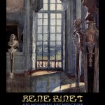Rene Binet Art Nouveau Architectural Projects and Versailles Watercolor Paintings