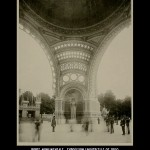 Rene Binet Art Nouveau Architectural Projects - Paris 1900