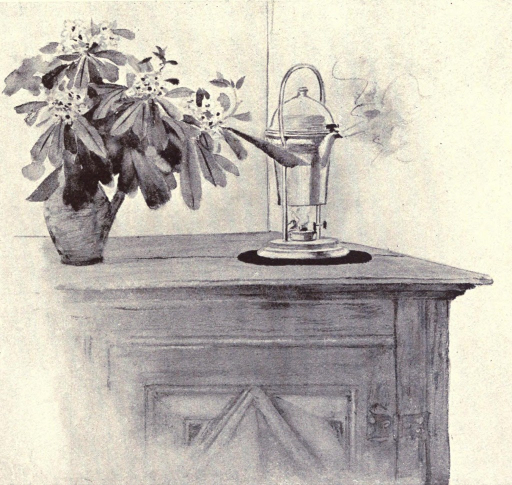 My Coffee Machine by Yoshio Markino