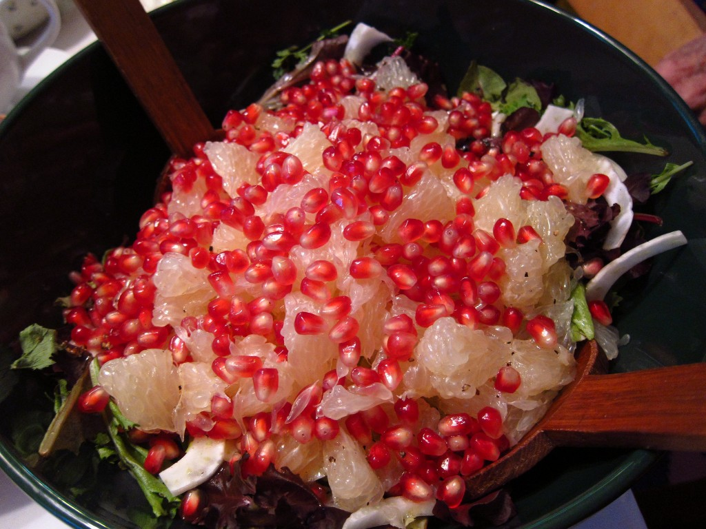 Grapefruit, Pomegranate and Fennel Salad Recipe by fabulousfabs via ...