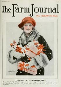 The Farm Journal Christmas Edition 1920