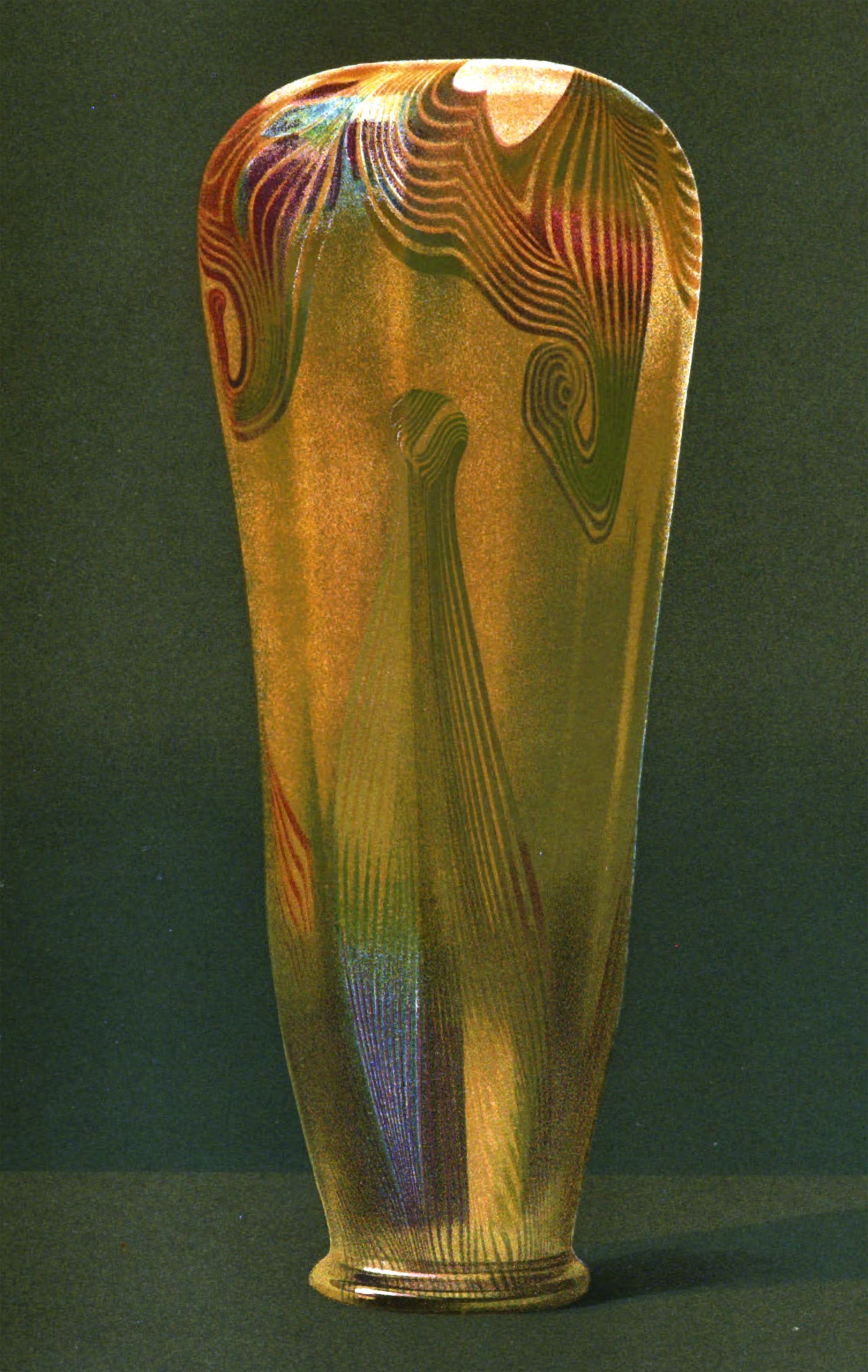 Tiffany vase from art et decoration circa 1903 for Art et decoration