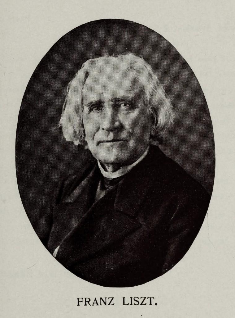 Franz Liszt Portrait