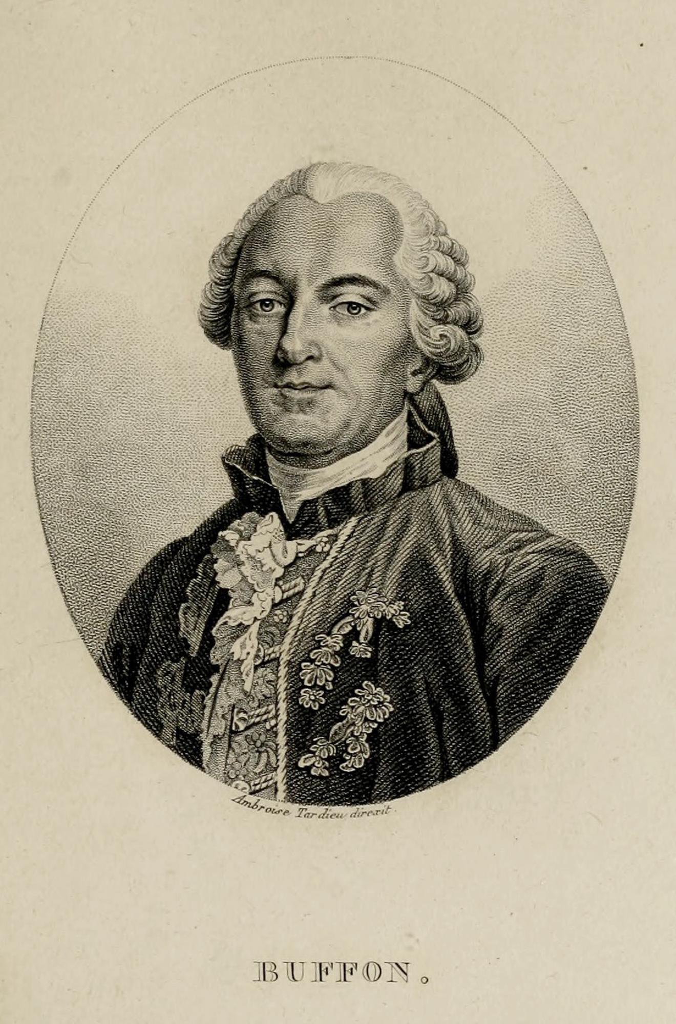 George Louis Leclerc De Buffon