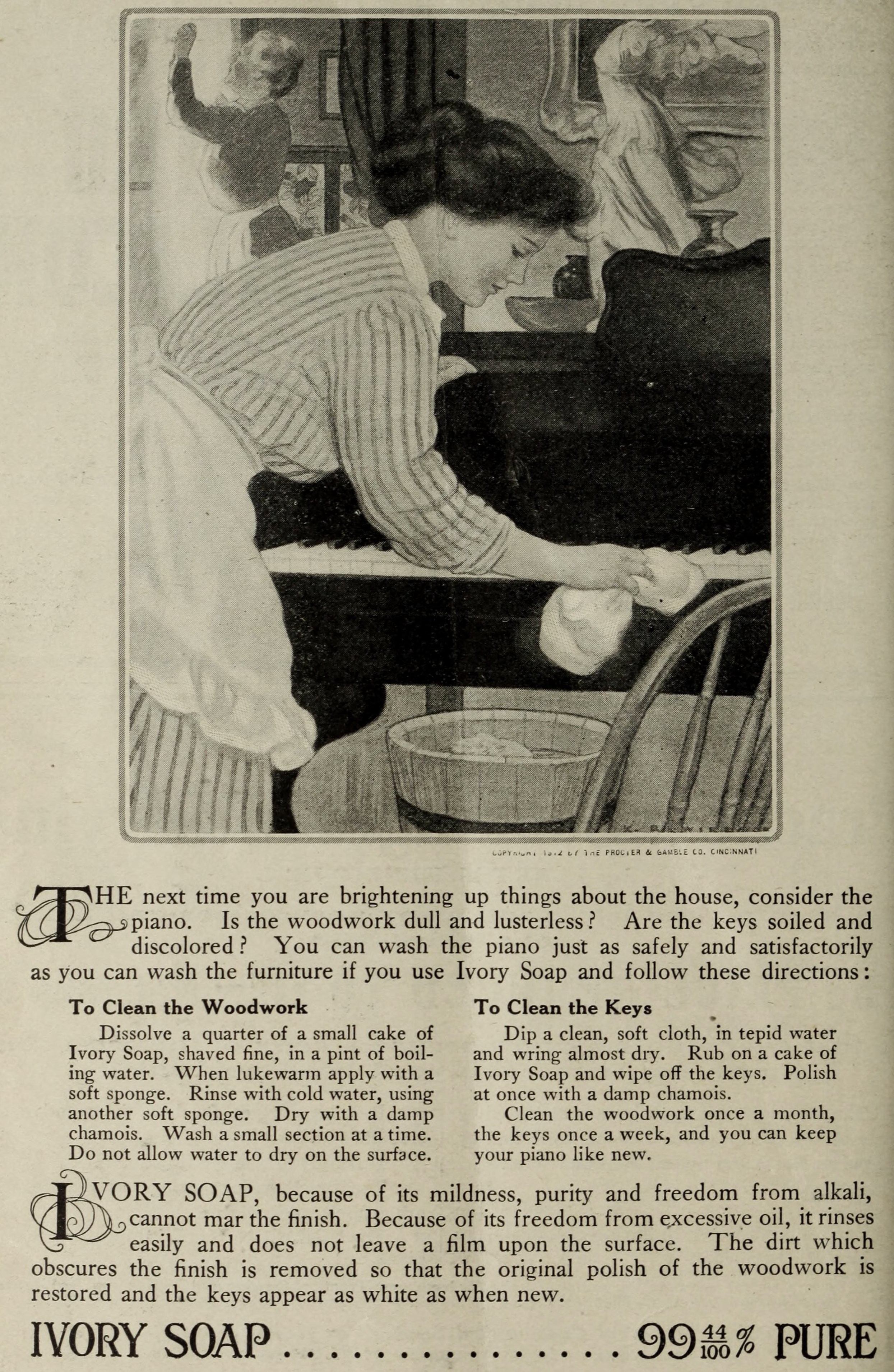 Ivory Soap Ads 1900 And 1910 Page 4