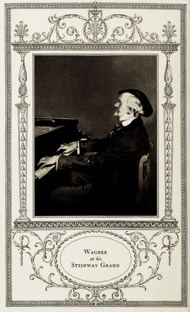 Richard Wagner and His Steinway Grand