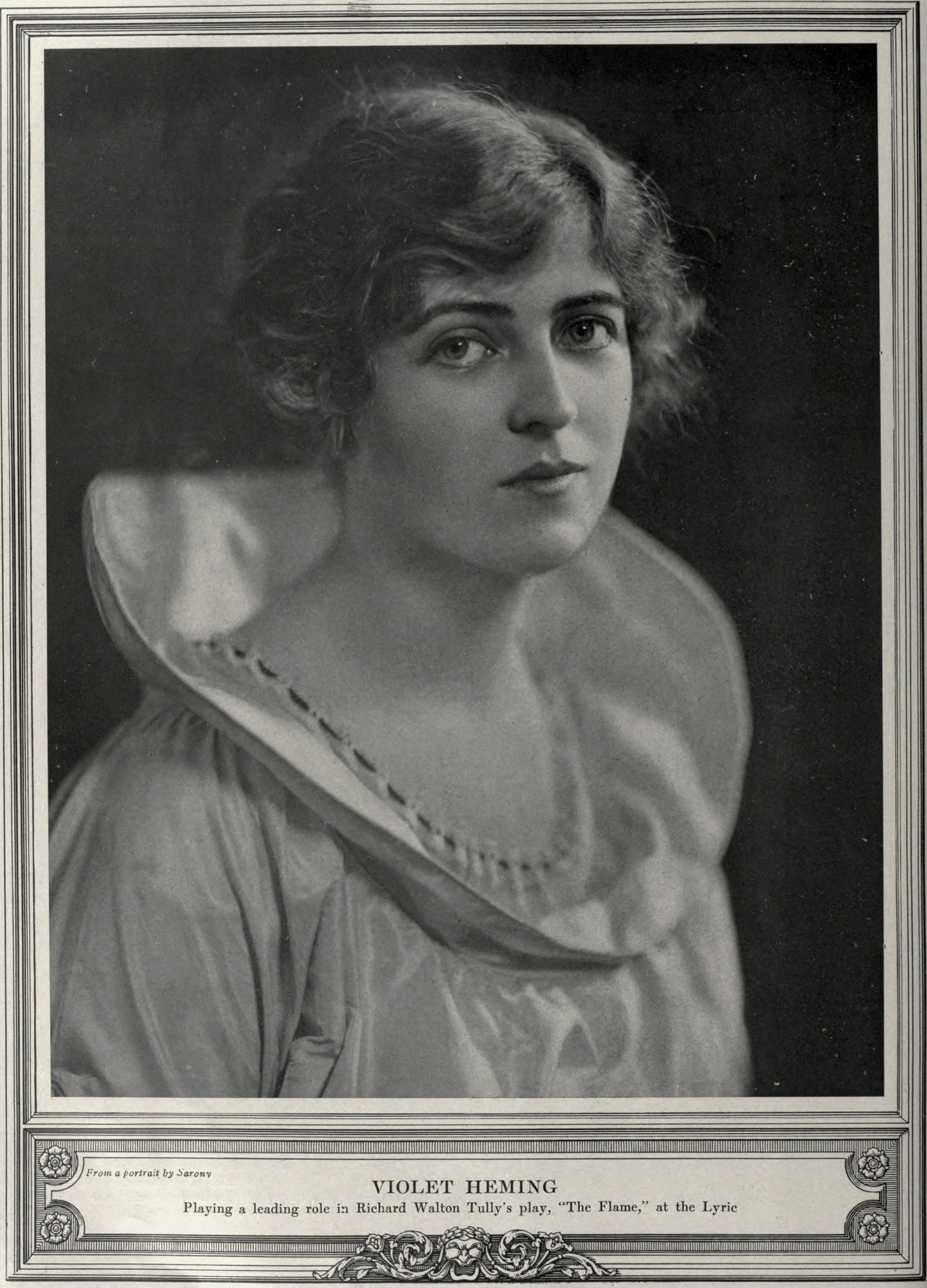 Violet Heming