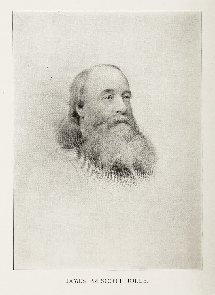 an introduction to the life of james prescott joule In fact, joule was not even introduced as a name — the word was simply  i was  surprised to discover that james prescott joule — to give him his  since i haven' t yet got hold of a biography, but he is starting to take shape,.