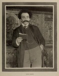Louis Cassier founder of Cassier s Magazine circa 1906