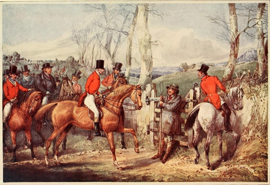 Duke Of Wellington And Hodge After Henry Aiken