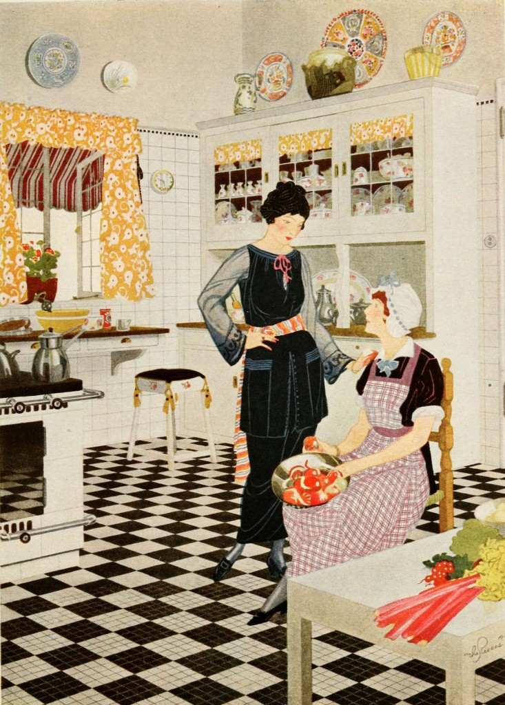 Home Tile Designs from the Associated Tile Manufacturers (Beaver Falls, Pa.) 1921