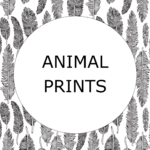 Antique Animal Prints Icon