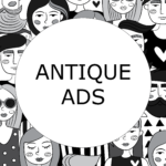 Antique (Old) Ads Icon