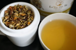 LaVia del Te Fennel Licorice Tea Blend photograph 3