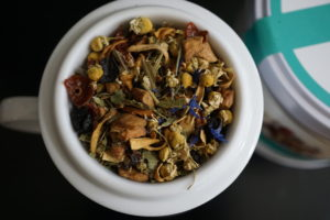 La Via del Te Ninna Nanna Tea Blend Photo 3