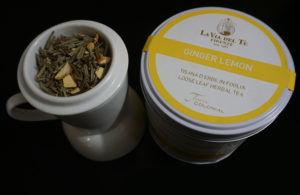 La Via del Te Ginger Lemon Tea Blend