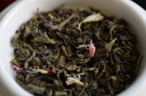 Thes de la Pagode Earl Grey Green Tea Blend Image 1