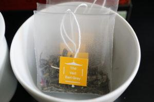 Thes de la Pagode Earl Grey Green Tea Blend Image 2