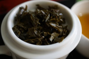 Thes de la Pagode Earl Grey Green Tea Blend Image 3