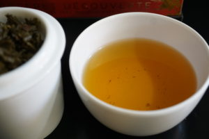Thes de la Pagode Earl Grey Green Tea Blend Image 4