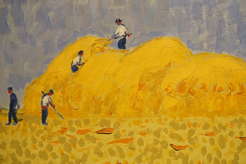 Haystacks or Les Meules by Kees Van Dongen, Dutch active in France dated 1904 to 1905 image 3