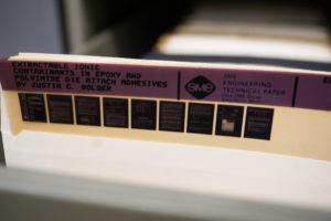 SME Report Microfiche Image 2