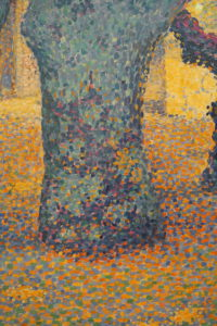 Place des Lices St Tropez by Paul Signac Oil Painting dated 1893 image 3