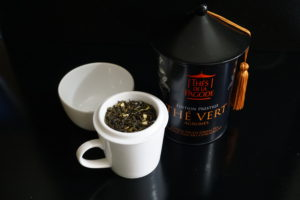 Thes de la Pagode Argumes Citrus Green Tea Blend Image 1