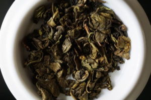 Thes de la Pagode Mint Green Tea Image 3