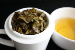 Thes de la Pagode Mint Green Tea Image 4