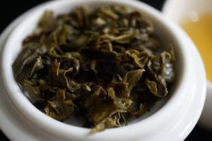 Thes de la Pagode Gunpowder Green Tea Image 3
