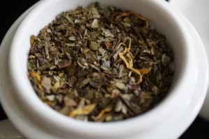 Thes de la Pagode Orange Blossom White Tea Image 2
