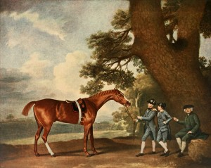 Eclipse After George Stubbs R.A.