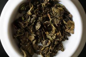 Thes de la Pagode Mint Green Tea Image 3