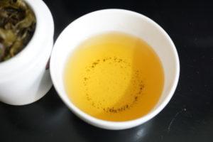 Thes de la Pagode Mint Green Tea Image 5
